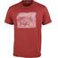 High Colorado Garda t-shirt Heren rood